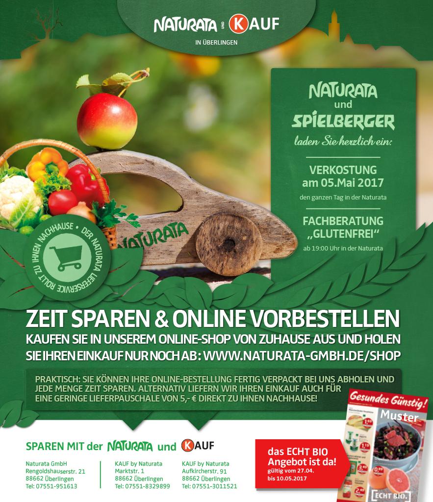 Naturata Online-Shop