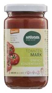 Tomatenmark, einfach konzentriert
