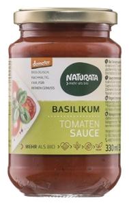 Basilikum Tomatensauce