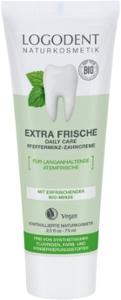 EXTRA FRISCHE daily care Pfefferminz-Zahncreme
