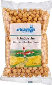 Schwäbische Weizen-Backerbsen, kbA
