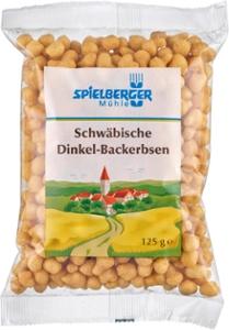 Schwäbische Dinkel-Backerbsen, kbA