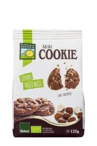 Mini Cookie Schoko Haselnuss