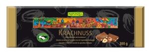 Krachnuss Milchschokolade mit Haselnüssen 300g H