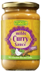 Curry-Sauce mild