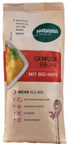 Gemüsebrühe mit Bio-Hefe, Nachfüllbeutel