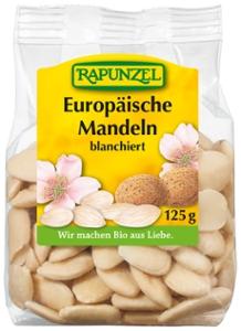 Mandeln blanchiert, Europa