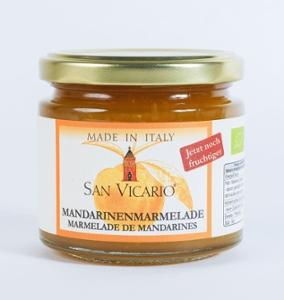 San Vicario Mandarinenmarmelade