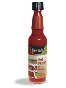 Hot Pepper Sauce 100 ml vegan