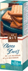 Choco Duo´s, Vollmilch