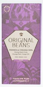 Femmes de Virunga 55% Bio Milchschokolade