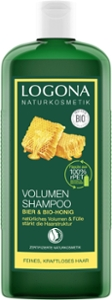 Volumen Shampoo Bier & Bio Honig
