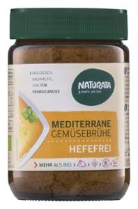 Mediterrane Gemüsebrühe hefefrei