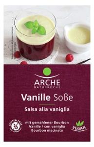 Vanille Soße
