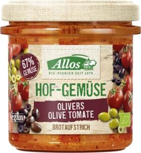 Hof-Gemüse Olivers Olive Tomate
