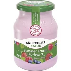 AN Bio Jogurt mild Beeren-Mix 3,8%