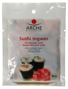 Sushi Ingwer