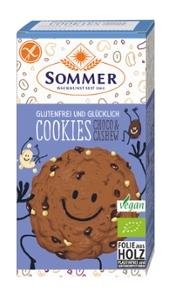 Glutenfrei und Glücklich Cookies Choco & Cashew