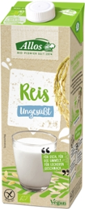 Reis Drink ungesüßt
