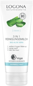 CLASSIC 3 in 1 Reinigungsmilch Bio-Aloe Vera