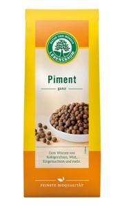 Piment, ganz