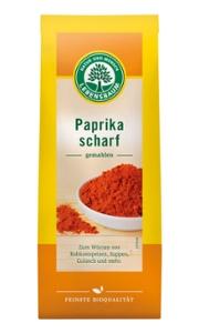 Paprika scharf, gemahlen