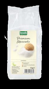Premium Meersalz, feinkörnig, 1 kg