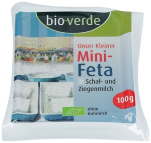 Original griechischer Mini-Feta 45%