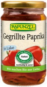 Paprika gegrillt rot, in Lake, Projekt