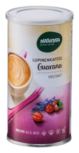 Lupinenkaffee Guarana, instant, Dose