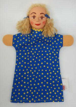 Handpuppe Gretel von Eri-Spiel