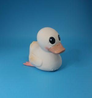 "Hevea®Badespielzeug ""Kawan"" die Ente, weiß"