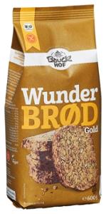 Wunderbrød Gold Bio glutenfrei