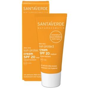 sun protect cream SPF 20
