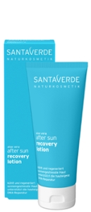 after sun recovery lotion