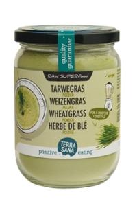 SUPER Weizengras Pulver