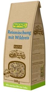 Reismischung mit Wildreis / Vollkorn