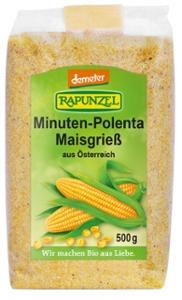 Minuten-Polenta Maisgrieß, demeter