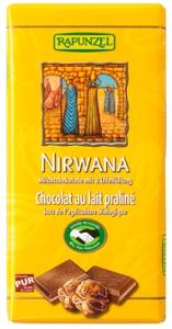 Nirwana Milchschokolade mit Praliné-Füllung HIH