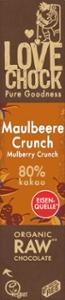 LOV Maulbeere Crunch 80 %