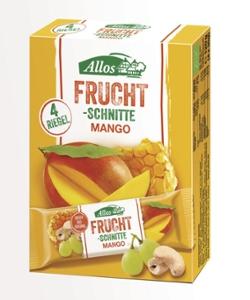 Frucht-Schnitte Mango 4er Pack