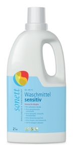 Waschmittel sensitiv 30–95 °C