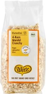 4-Korn Mandel Crunchy, glutenfrei