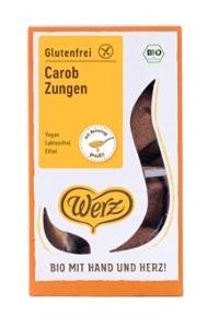 Carob Zungen , glutenfrei