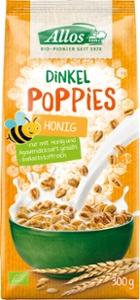 Dinkel Honig Poppies