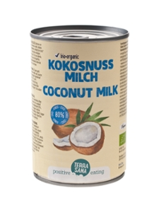 Kokosmilch 80%