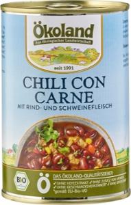 Chili con Carne mit Rind- und Schweinefleisch