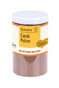 Carob Pulver, glutenfrei