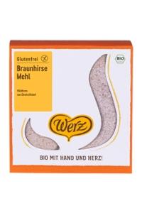 Braunhirse Mehl, glutenfrei