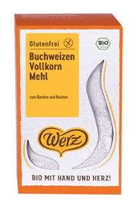 Buchweizen Vollkorn Mehl, glutenfrei